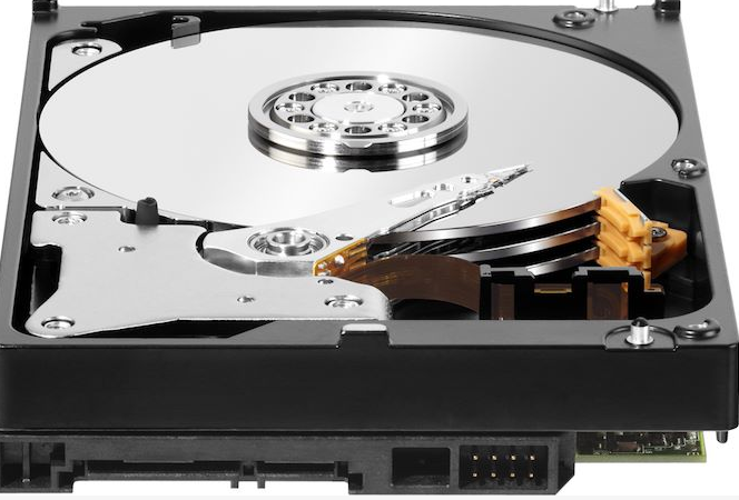 Hard Disk HDD Storage